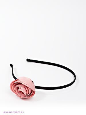 Ободок Selena. Цвет: розовый, черный