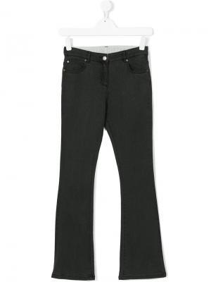 Расклешенные джинсы Stella Mccartney Kids 471612SJK6612292952