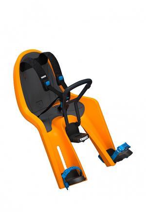 Велокресло детское Thule. Цвет: оранжевый