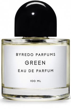 Парфюмерная вода Green Byredo. Цвет: бесцветный