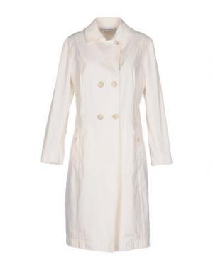 Легкое пальто METRADAMO. Цвет: белый