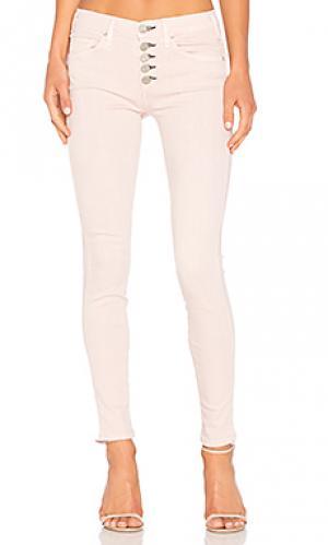 Узкие джинсы с пуговицами на гульфике newton MCGUIRE. Цвет: none