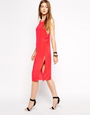 2nd Day Платье Vega. Цвет: красный