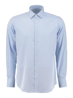 Рубашка Ingram. Цвет: светло-голубой