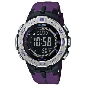 Электронные часы  Sport PRW-3100-6E Purple Casio. Цвет: фиолетовый