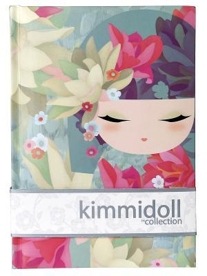 Записная книжка Такара Kimmidoll. Цвет: красный