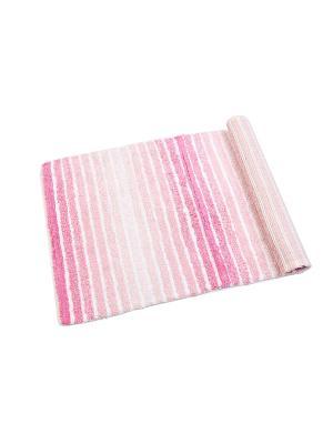 Коврик ГАНГ. Цвет: розовый