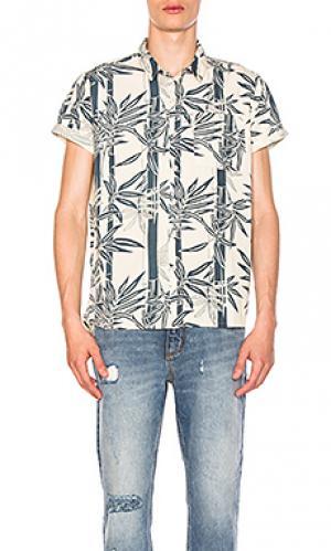 Рубашка khe sanh ROLLAS ROLLA'S. Цвет: кремовый