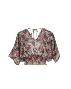 Блузка SIENNA. Цвет: розовато-лиловый