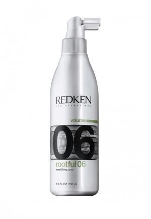 Спрей Rootful 06 Redken. Цвет: черный