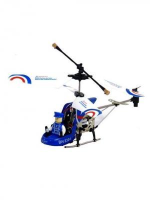 Вертолет на радиуправлении Патруль, синий ВластелиНебес. Цвет: синий