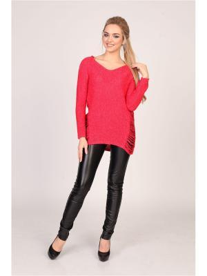 Пуловер Ada Gatti. Цвет: малиновый