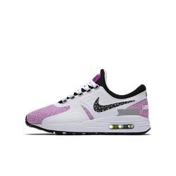 Кроссовки для школьников  Air Max Zero IMG Nike. Цвет: пурпурный