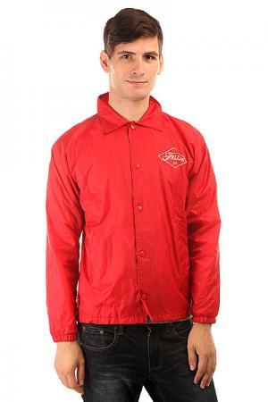 Ветровка  Craft Jacket Blood Red Fallen. Цвет: красный