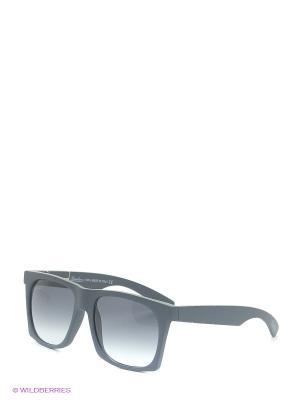 Солнцезащитные очки B 231 C3 Borsalino. Цвет: серый