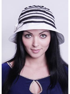 Шляпка Level Pro. Цвет: черный, темно-коричневый, белый