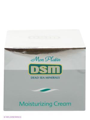 Увлажняющий крем для нормальной кожи, 50 мл Mon Platin DSM. Цвет: серебристый