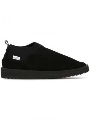 Ботинки Ron Mid Suicoke. Цвет: чёрный