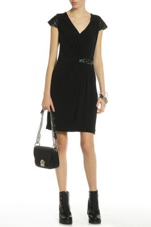 Платье Sabra. Цвет: черный