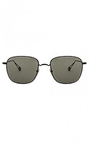 Солнцезащитные очки blanche Ahlem. Цвет: черный
