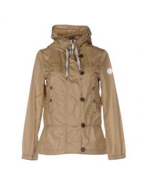Куртка ADHOC. Цвет: песочный