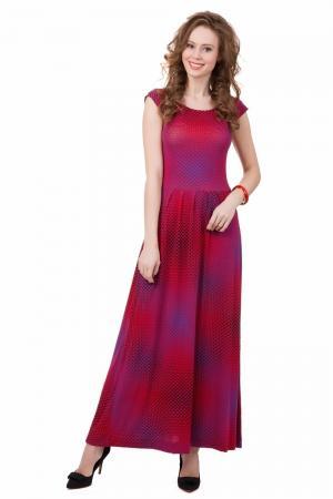 Платье Just Valeri. Цвет: синий