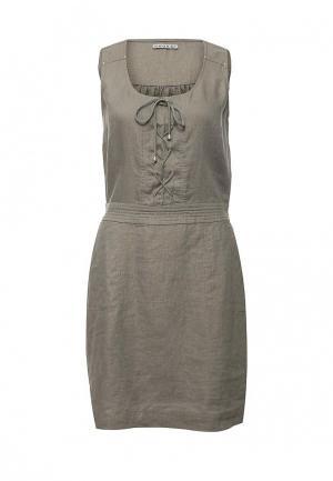 Платье Kookai. Цвет: серый