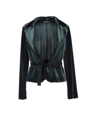 Пиджак MRESALE. Цвет: зеленый