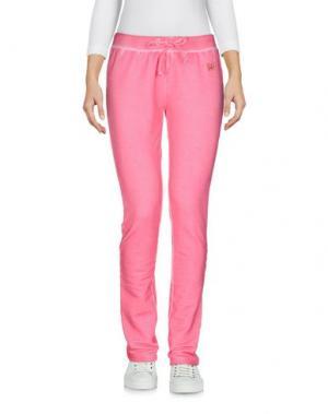 Повседневные брюки ATELIER FIXDESIGN. Цвет: розовый