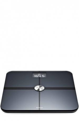 Беспроводные весы  Wireless Scale WS-30 Withings. Цвет: черный