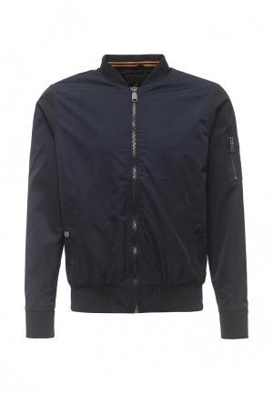 Куртка Bata. Цвет: синий