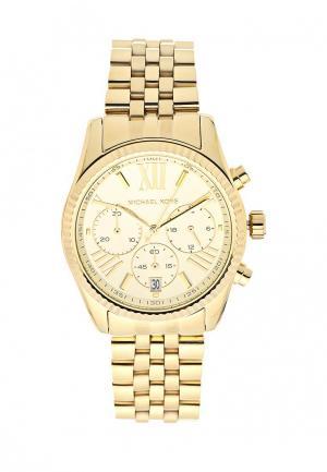 Часы Michael Kors. Цвет: золотой