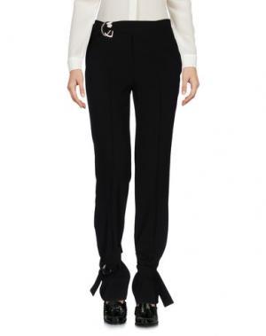 Повседневные брюки ELLA LUNA. Цвет: черный