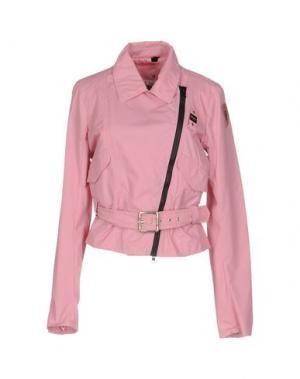 Куртка BLAUER. Цвет: розовый