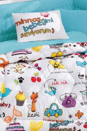 Baby cover set Cotton box. Цвет: multicolor
