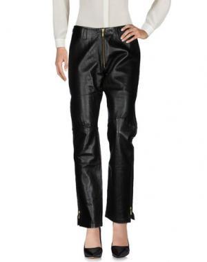 Повседневные брюки G.GUAGLIANONE. Цвет: стальной серый