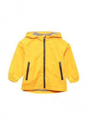Куртка Gap. Цвет: оранжевый