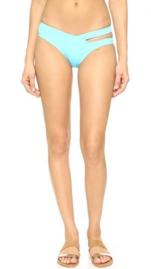 Плавки бикини Carmen KOPPER & ZINK. Цвет: аква