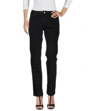 Джинсовые брюки TIMBERLAND. Цвет: черный
