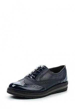 Ботинки Marina Seval. Цвет: синий