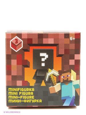Фигурка персонажей Minecraft MATTEL GAMES. Цвет: красный, белый