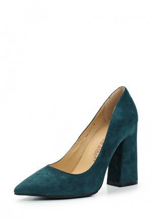Туфли Marie Collet. Цвет: зеленый