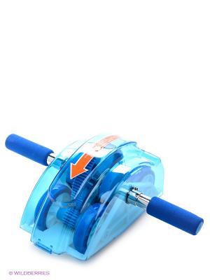 Тренажер для пресса Start Up. Цвет: голубой, синий
