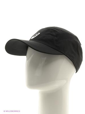 Кепка ESSENTIALS CAP ASICS. Цвет: черный, белый