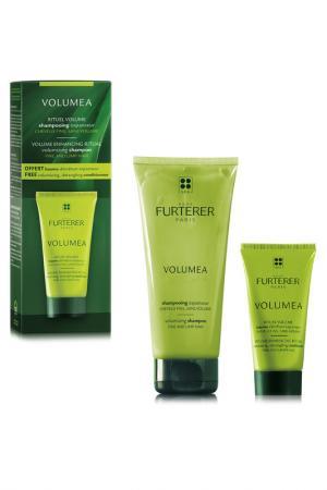 Набор для объема волос Rene Furterer. Цвет: прозрачный
