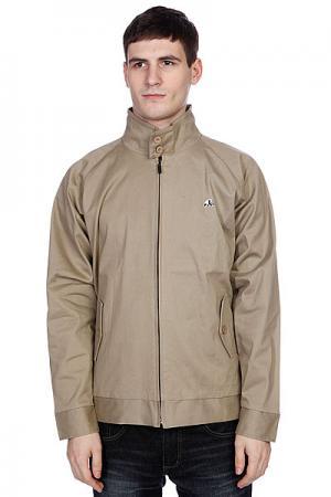 Куртка  Jack It 2 Khaki Enjoi. Цвет: бежевый
