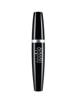 Объемная тушь для ресниц 01 черная Neobio. Цвет: черный