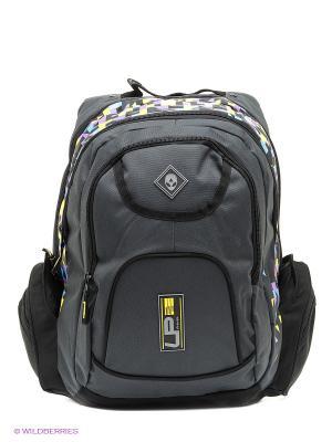 Рюкзак UFO PEOPLE. Цвет: темно-серый