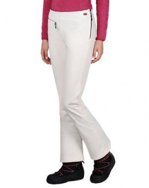 Лыжные брюки NAPAPIJRI. Цвет: слоновая кость