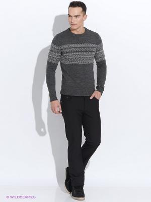 Джемпер Baon. Цвет: серый, темно-серый
